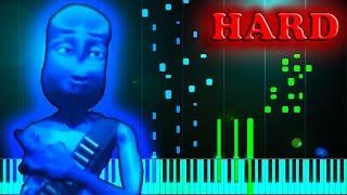 EIFFEL 65   BLUE (DA BA DEE)   Piano Tutorial
