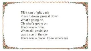 Chris Rea - Can't Get Through Lyrics