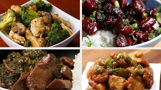 6 Chinese Take-Out Inspired Dinners