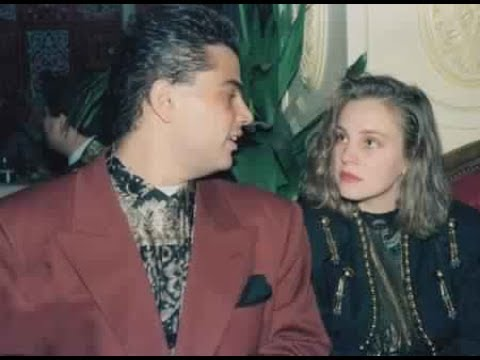 صور نادرة من عقد قران شيرين رضا وعمرو دياب في الثمانينات