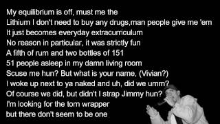Eminem - Hello lyrics [HD]