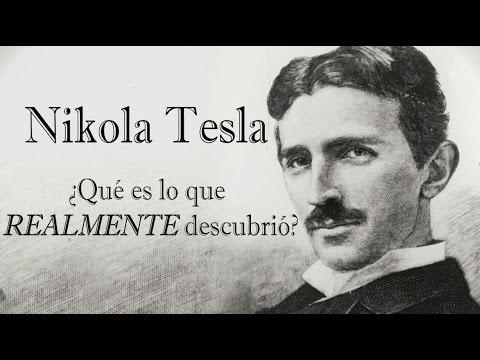 Nikola Tesla ¿Qué es lo que REALMENTE descubrió?