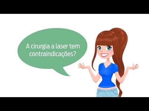 Dr. Responde - A cirurgia a laser tem contraindicações?