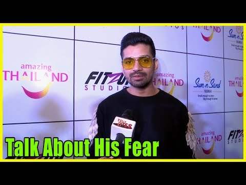 Vishal Singh Talk About Fitness And Fear