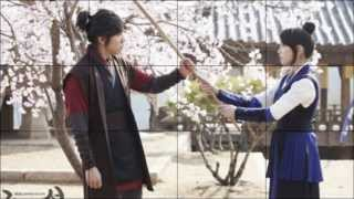The Love Story of Kang Chi - Theme Song : Lee Sang Gon (My Love Is Hurt) Gu Family Book OST