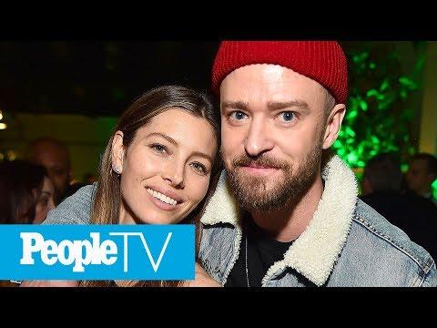 Jessica Biel Talks 'Protecting' Justin Timberlake & Their Very 'Normal' Date Nights | PeopleTV