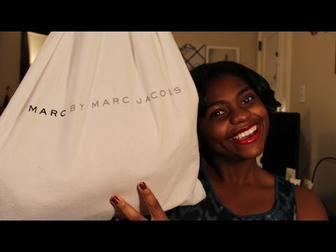 "Unboxing: Marc by Marc Jacobs ""Too Hot To Handle"" Hobo Medium Satchel"