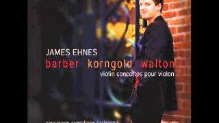 Korngold - Violin Concerto - I. Moderato nobile