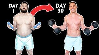 My 30 Day Body Transformation