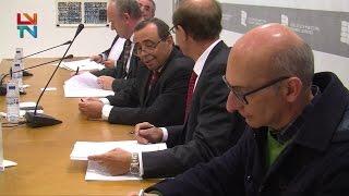 Sessão De Assinatura Dos Acordos De Parceria