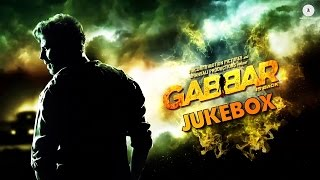 Gabbar Is Back - Audio Jukebox