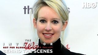 BTS: The Theranos Effect | The Inventor: Out for Blood in Silicon Valley | HBO