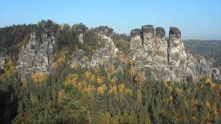preview picture of video 'Bastei Brucke 2'