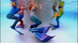 Mermaid Party With Fin Fun 2019 Part 2