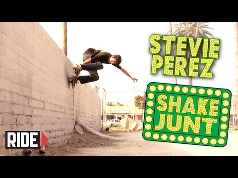 Stevie Perez Ride or Die  - Shake Junt