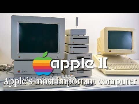 Apple II - Apple's most important computer (new edit)