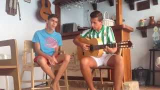 Julio y David - Todos los besos