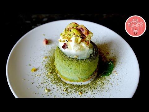 Pistachio Lava Cake Recipe dessert easy dessert recipes how to