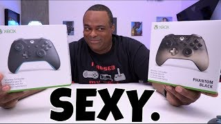 SEXY NEW XBOX ONE CONTROLLERS! 🔥