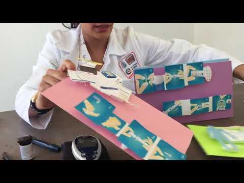 Revisión de la pluma de jeringa para insulina