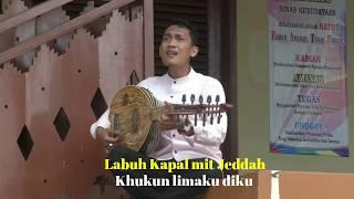 Lagu Lampung KAHUTKU Vocal : Dahrizal Titiyan Muakhi