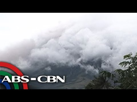 Bulkan Mayon this week: Latest