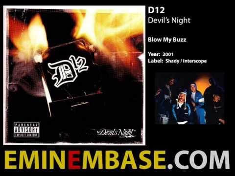 D12 - Blow My Buzz