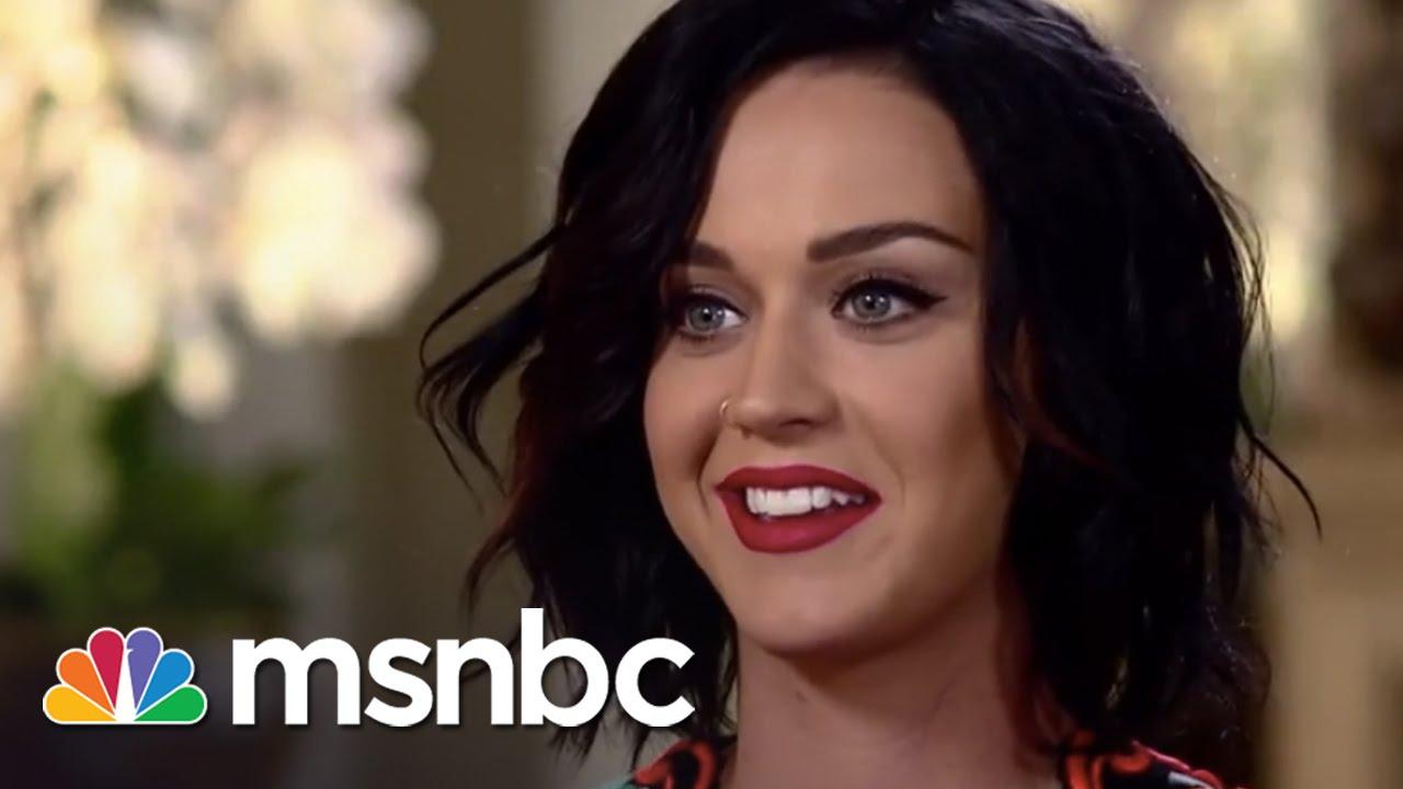 Katy Perry Interview: Super Bowl Halftime | msnbc thumbnail