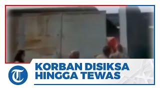 Pasutri Pengusaha LPG di Padang Diduga Disekap dan Disiksa Perampok, Sang Istri Tewas Ditusuk