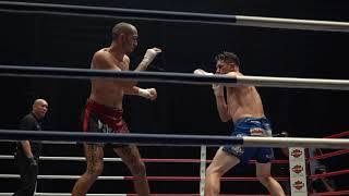 Dave Leduc Vs Seth Baczynski Bareknuckle Fight At World Lethwei Championship 9