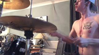 The Dollyrots - Twist Me To The Left - Drum Cover