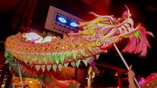 Singapore Night SAFARI Dragon Dance