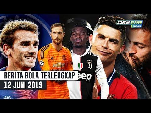 Pogba Reuni Ke Juve 😱 Ronaldo Tak Minat Ballon D'or 🔥 PSG Bajak Griezmann - Berita Bola Terlengkap