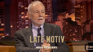 LATE MOTIV   Eduardo Mendoza. Escritor Y Prodigio   #LateMotivNavidad