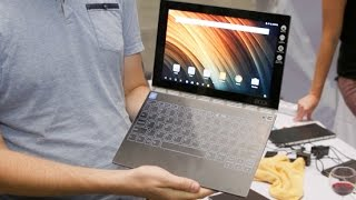 Lenovo Yoga Book - We love this thing!