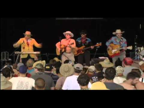 Hot Rize - live at Bonnaroo 2010