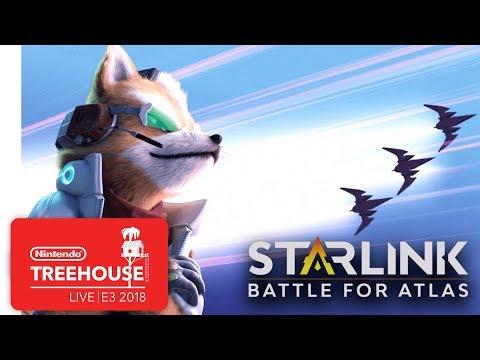Starlink: Battle for Atlas Gameplay – Nintendo Treehouse: Live | E3 2018