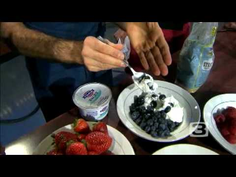 Video Try Dr. Oz's Healthy Drink