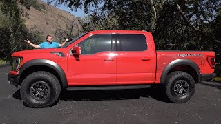 The New 2021 Ford F-150 Raptor Is Great — But It's No TRX