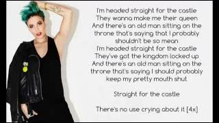 Halsey   Castle (Official Lyric Video)