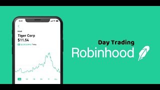 How to day Trade on Robinhood