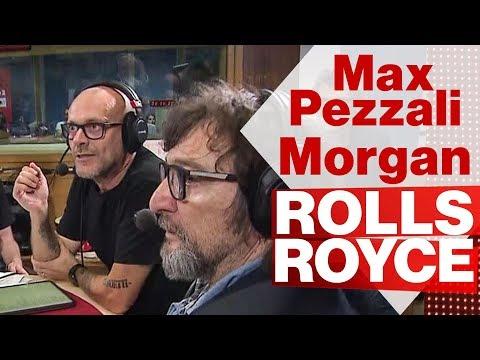 "Max Pezzali canta ""Rolls Royce"" a Cantautoradio da Morgan"