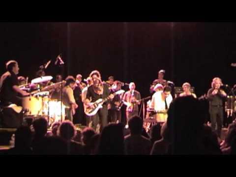 Gabriel Sullivan & The Taraf De Tucson - Black Road Blues (w/ Y La Orkesta)