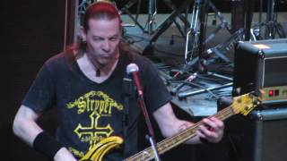 Stryper - No More Hell to Pay - God - Revelation - Monsters of Rock Cruise 2017 LIVE