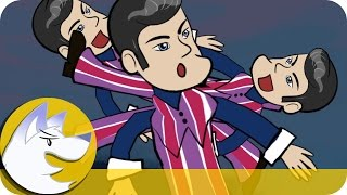 We Are Number One but poorly animated