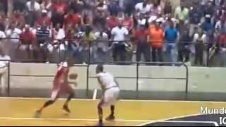 Rigoberto Mendoza vs Tongo Corporán 😱 ⛹🏾