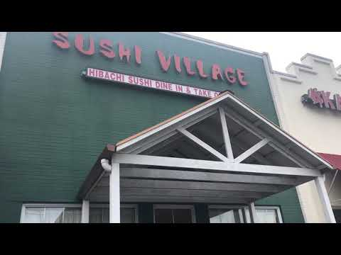 Sushi Village Review