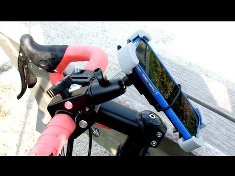 Recensione Supporto Smartphone Per Bici - 1byone! Spettacolare!!