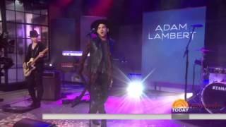 Adam Lambert-Shady (fan made video)
