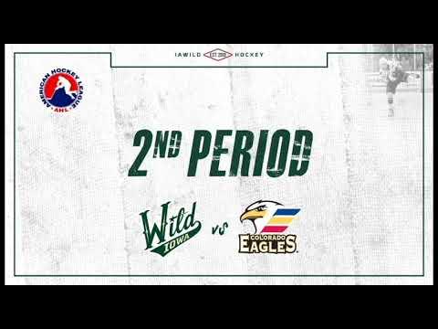 Eagles vs. Wild | Oct. 27, 2018